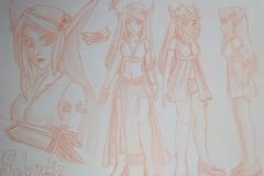 Solendia character sheet doodle