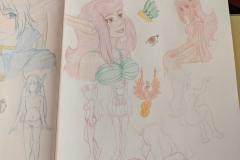 Solendia - Concept sketch