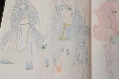 Varthyron - Concept sketch