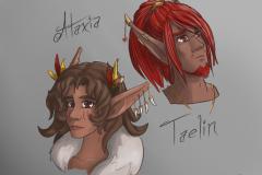 ataxia-taelin