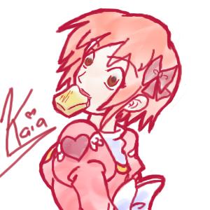 kaia_by_faeore